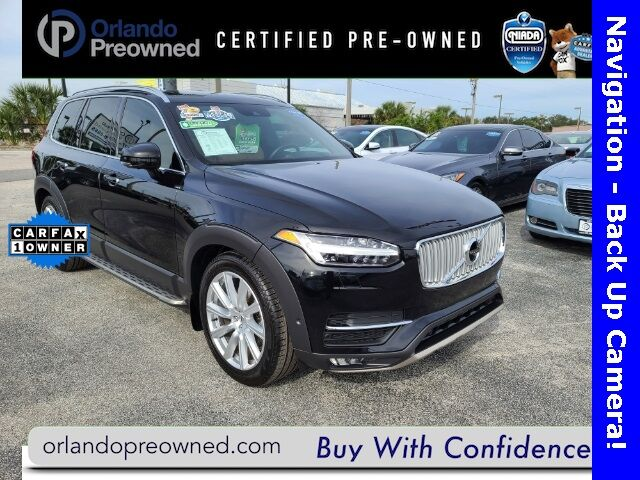 2017 Volvo XC90 T6 Inscription Orlando FL