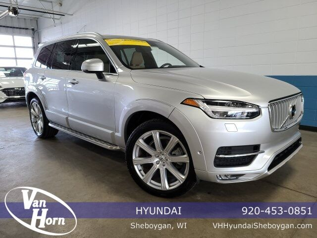 2017 Volvo XC90 T6 Inscription Plymouth WI