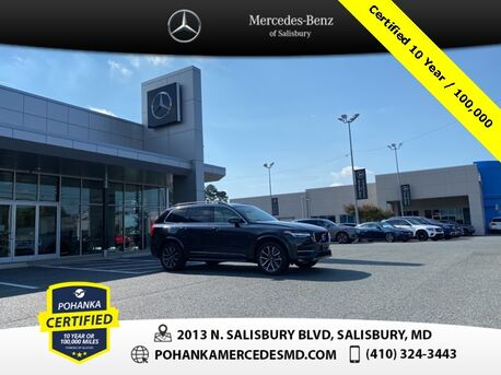 2017_Volvo_XC90_T6 Momentum AWD ** Pohanka Certified 10 Year / 100,000 **_ Salisbury MD