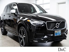 2017_Volvo_XC90_T6 R-Design_ Portland OR