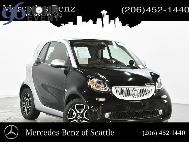 2017 smart Fortwo electric drive Seattle WA