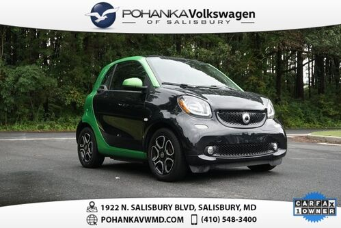 2017_smart_Fortwo electric drive_prime ** NAVI & LEATHER ** PRICE DROP **_ Salisbury MD