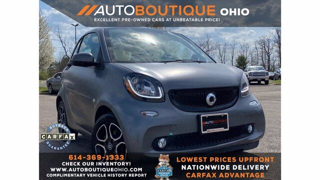 2017 smart fortwo electric drive Columbus OH