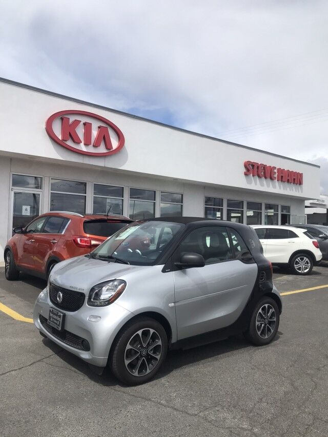 2017 smart fortwo electric drive PASSION COUPE Yakima WA