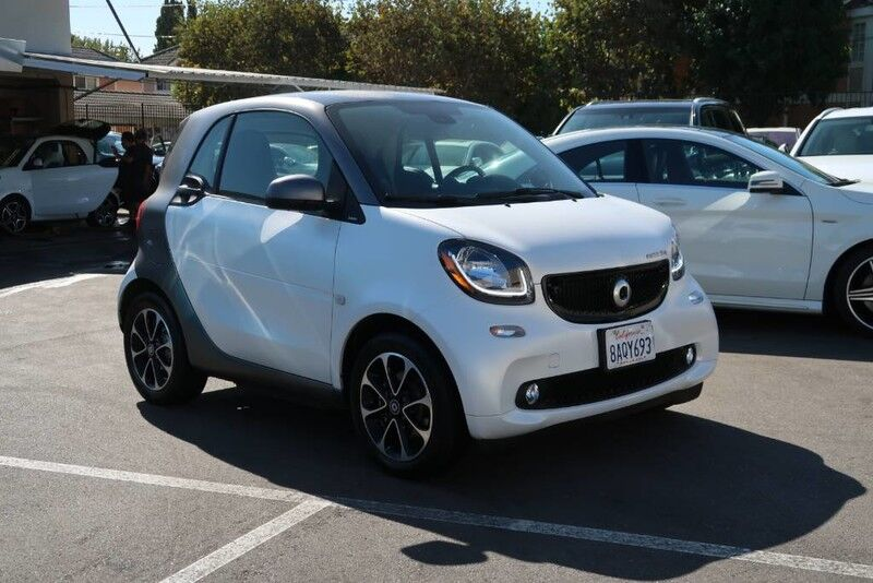 2017 smart fortwo electric drive prime (07/17) PASSION PACKAGE / PANORAMA ROOF