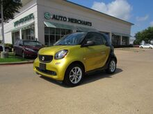 2017_smart_fortwo_passion coupe BLUETOOTH CONNECTIVITY, CLIMATE CONTROL, AUTO HEADLIGHTS, CARGO SHADE_ Plano TX