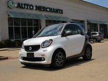 2017_smart_fortwo_prime coupe PANARAMIC SUNROOF, BLUETOOTH CONNECTIVITY, CLIMATE CONTROL, HTD FRONT SEATS, TPMS_ Plano TX