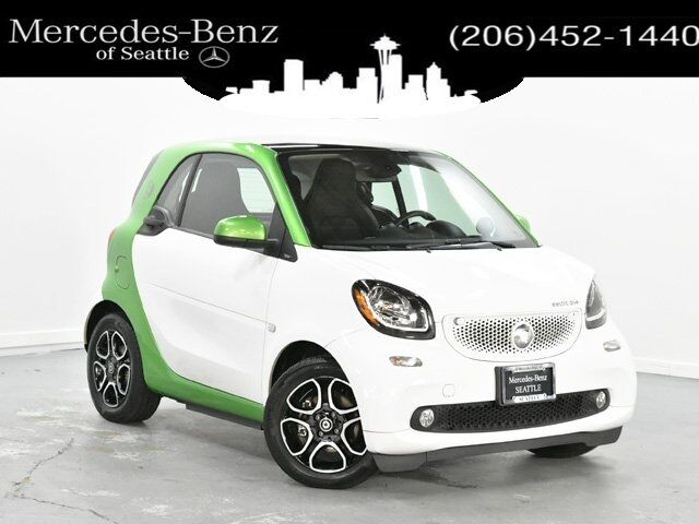 2017 smart smart fortwo electric drive coupe Seattle WA