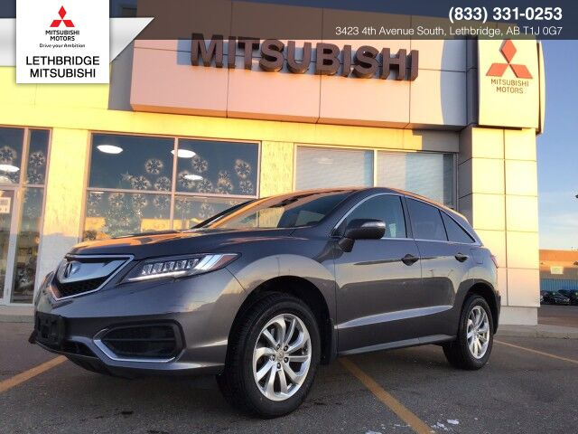 2018 ACURA RDX SPORT WITH LEATHER LOW KMS Lethbridge AB