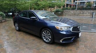 ACURA TLX BASE  Arlington VA