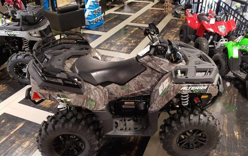 2018 ARCTIC CAT ATERRRA 700 ATV Swift Current SK