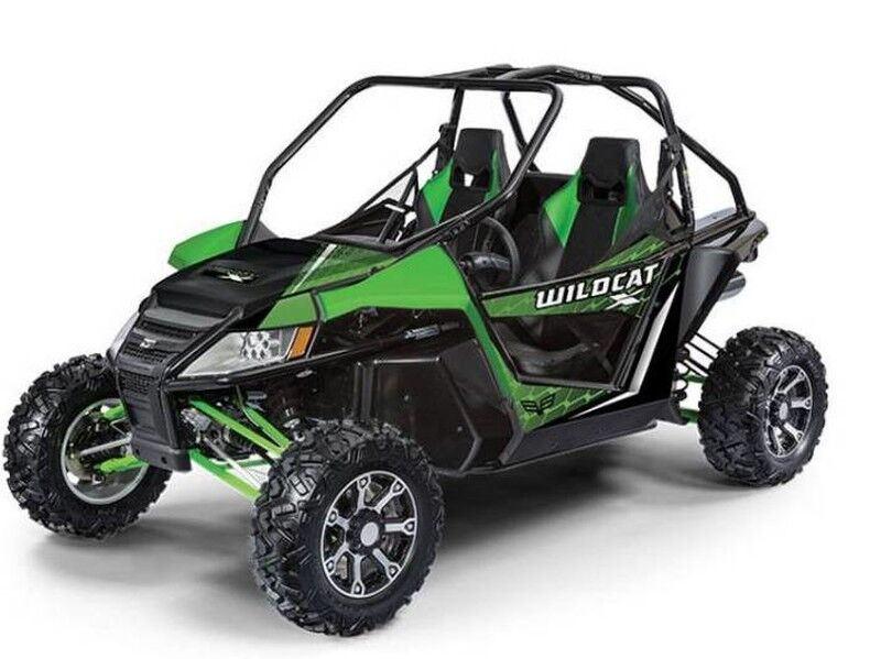 2018 ARCTIC CAT WILDCAT X EPS SXS