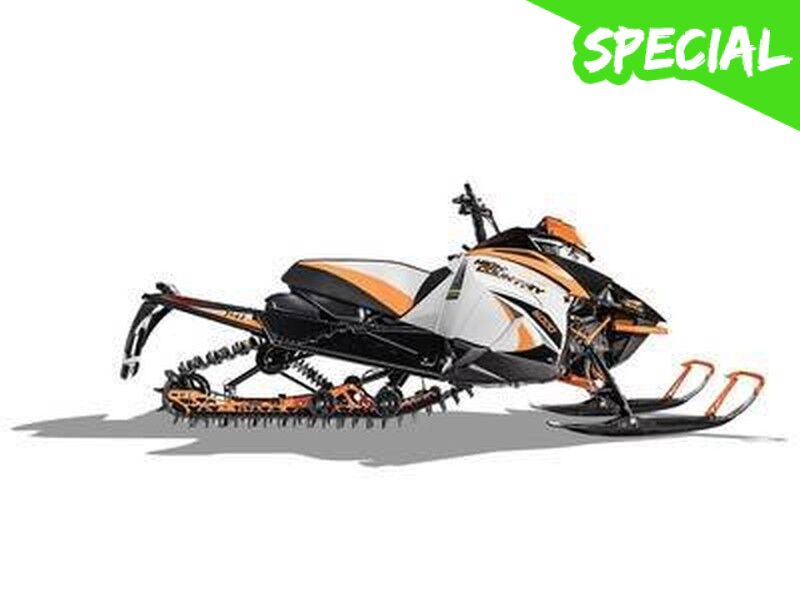 2018 ARCTIC CAT XF HIGH COUNTRY 6000 141 SNOWMOBILE Swift Current SK