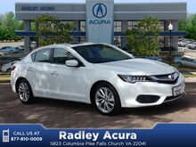 2018_Acura_ILX_2.4L_ Falls Church VA