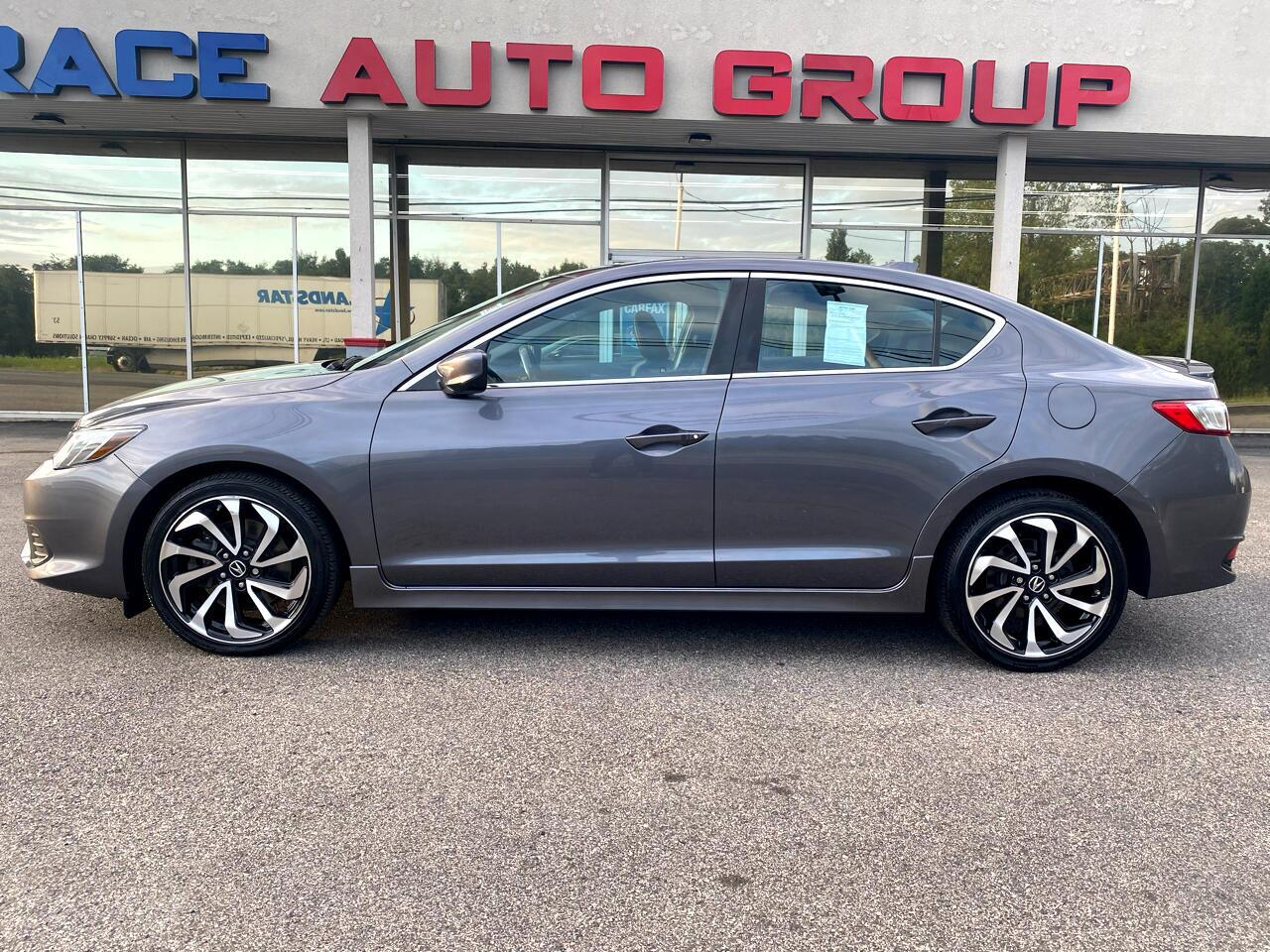 2018 Acura ILX 8-Spd AT Special Edition Morrisville PA