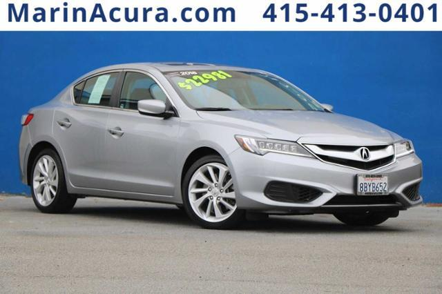 2018 Acura ILX Sedan w/Technology Plus Pkg Corte Madera CA
