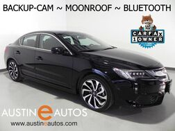 2018_Acura_ILX Special Edition_*BACKUP-CAMERA, MOONROOF, STEERING WHEEL CONTROLS, HEATED SEATS, ALLOY WHEELS, BLUETOOTH PHONE & AUDIO_ Round Rock TX