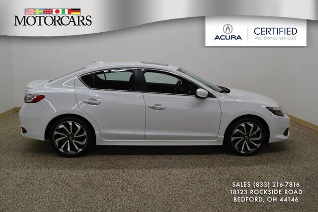 2018 Acura ILX Special Edition Bedford OH