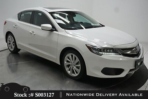 2018_Acura_ILX_TECH,NAV,CAM,SUNROOF,HTD STS,BLIND SPOT_ Plano TX
