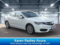 Acura ILX Technology Plus Package 2018