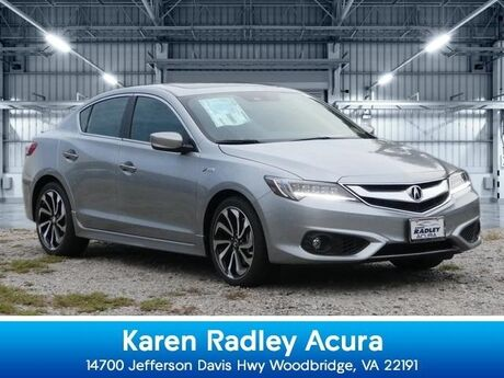 2018 Acura ILX Technology Plus and A-SPEC Package Woodbridge VA