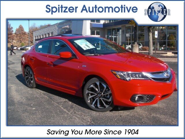 2018 Acura ILX Technology Plus and A-SPEC Packages McMurray PA