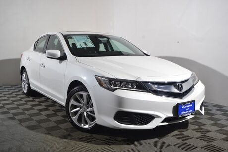 2018 Acura ILX w/Technology Plus Pkg Seattle WA