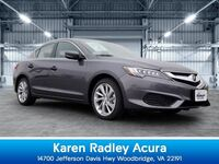 Acura ILX with Premium Package 2018