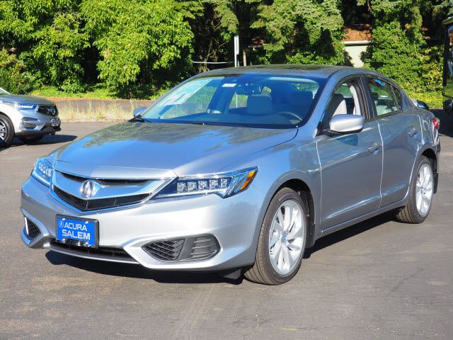 2018 Acura ILX with Technology Plus Package Salem OR