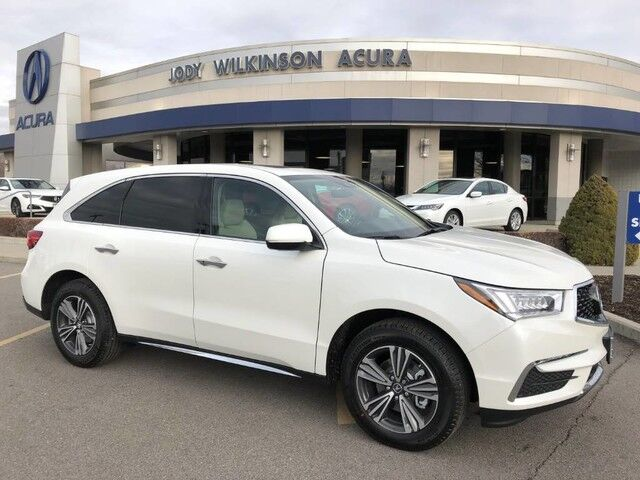 2018 Acura MDX  Salt Lake City UT