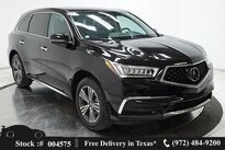 Acura MDX 3.5L CAM,SUNROOF,HTD STS,18IN WHLS,3RD ROW 2018