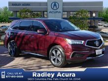 2018_Acura_MDX_3.5L SH-AWD_ Falls Church VA