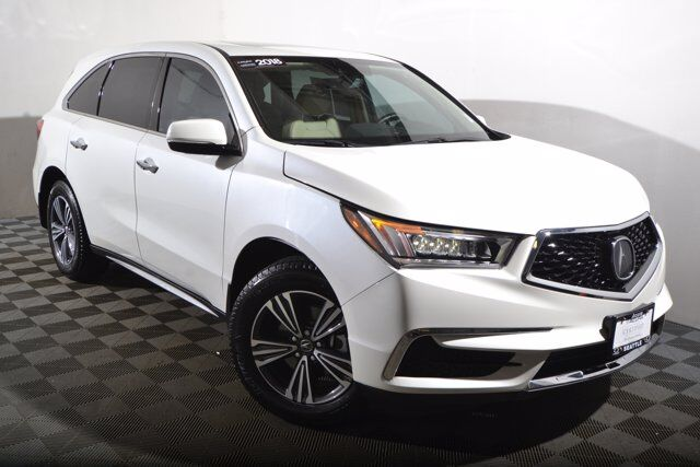 2018 Acura MDX 3.5L SH-AWD Seattle WA