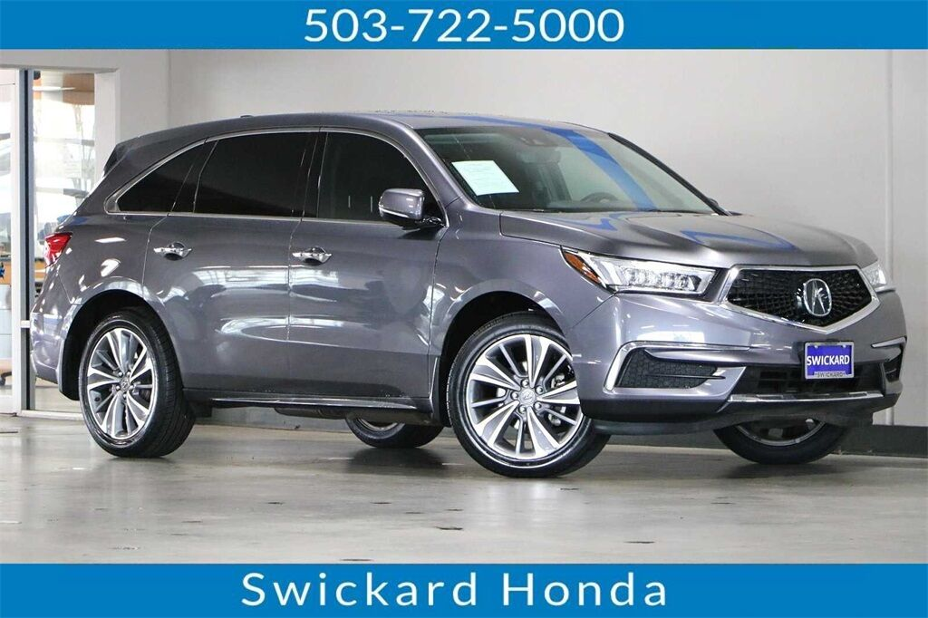 2018 Acura MDX 3.5L SH-AWD w/Technology Package Gladstone OR