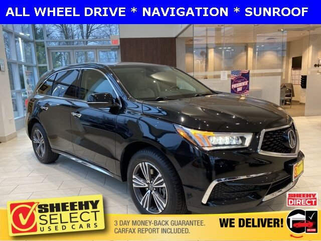 2018 Acura MDX 3.5L Chantilly VA