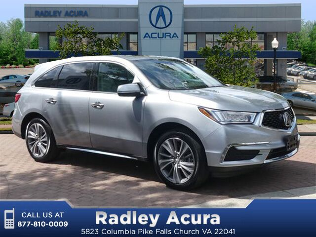 2018 Acura MDX 3.5L w/Technology Package Falls Church VA