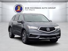 2018_Acura_MDX_3.5L_ Fort Wayne IN