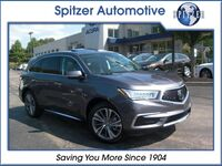 Acura MDX AWD TECH 2018