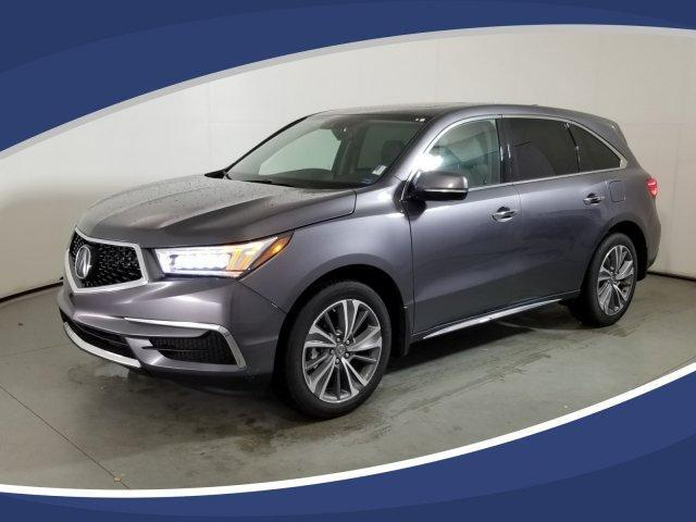 2018 Acura MDX FWD w/Technology Pkg Cary NC