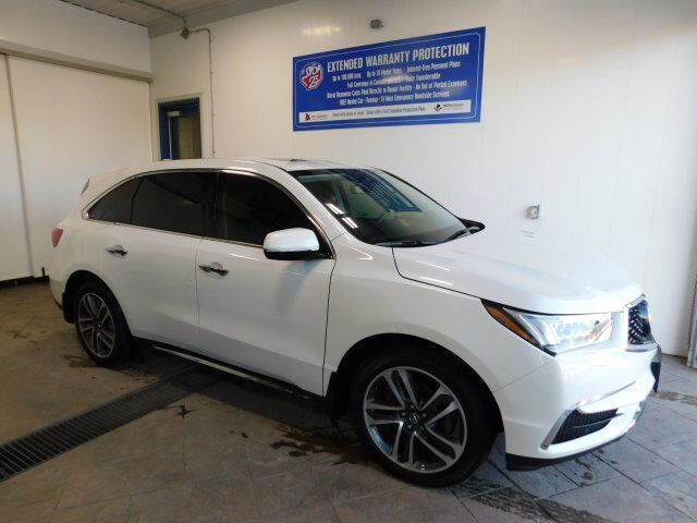 2018 Acura MDX LEATHER NAVI SUNROOF AWD Listowel ON