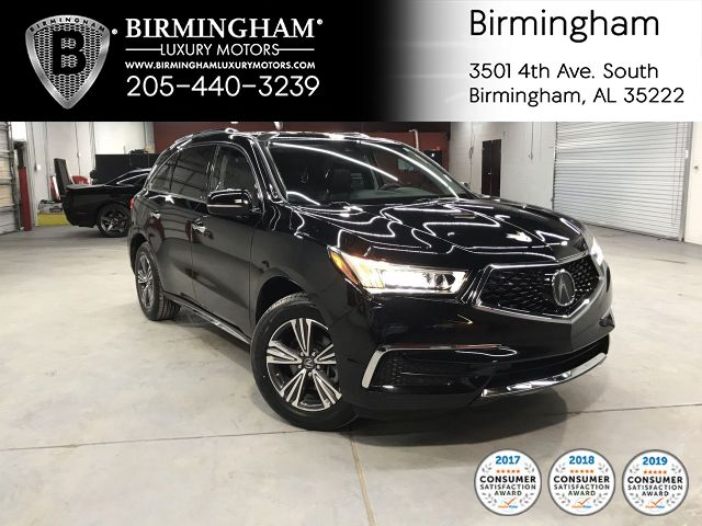 2018 Acura MDX SH-AWD 9-Spd AT