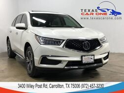 2018_Acura_MDX_SH-AWD ACURAWATCH PKG NAVIGATION FORWARD COLLISION WARNING LANE_ Carrollton TX