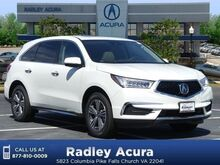 2018_Acura_MDX_SH-AWD_ Falls Church VA