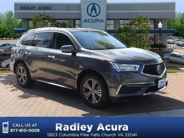 2018 Acura MDX SH-AWD Falls Church VA