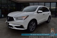 2018_Acura_MDX_SH-AWD / Technology Pkg / Auto Start / Heated Leather Seats / Sunroof / Navigation / Adaptive Cruise / Lane Departure & Blind Spot / Bluetooth / Back Up Camera / 3rd Row / Seats 7 / 26 MPG / 1-Owner_ Anchorage AK