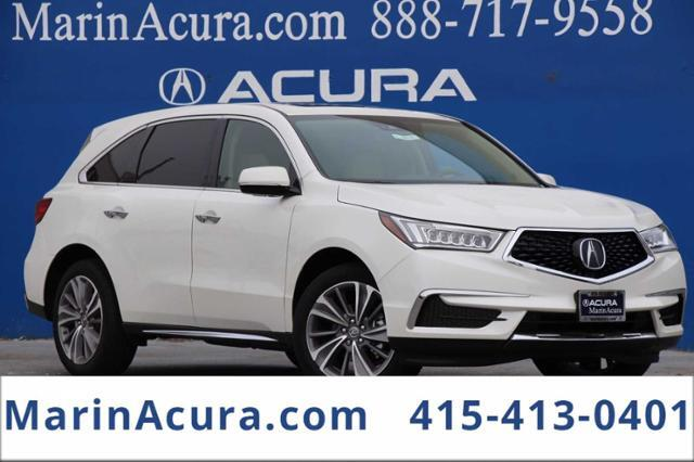 2018_Acura_MDX_SH-AWD w/Technology Pkg_ Bay Area CA