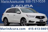 Acura MDX SH-AWD w/Technology Pkg 2018