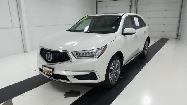2018 Acura MDX SH-AWD w/Technology Pkg Manhattan KS