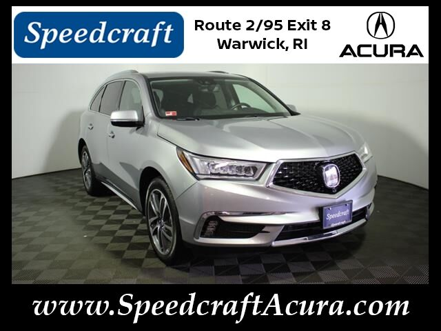Vehicle details - 2018 Acura MDX at Sdcraft Acura West Warwick ... on honda west, toyota west, jeep west,