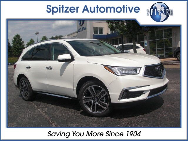 2018 Acura MDX SH-AWD with Advance Package McMurray PA